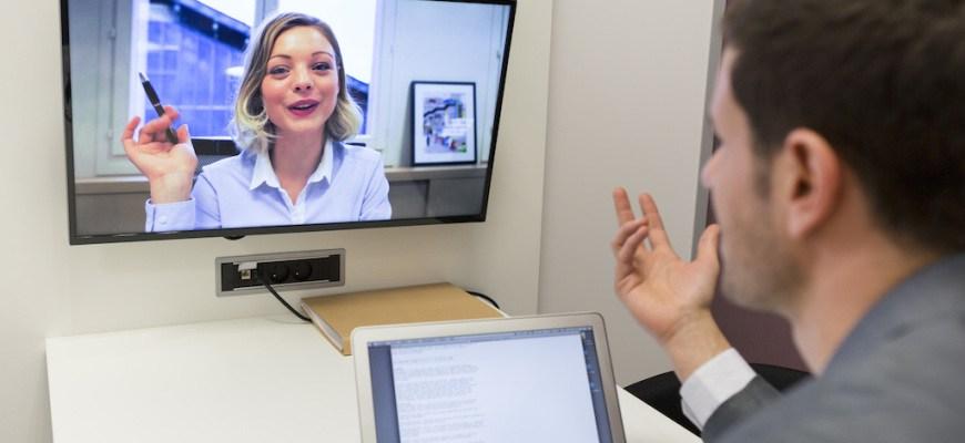 6 Consejos para realizar una entrevista de trabajo en línea