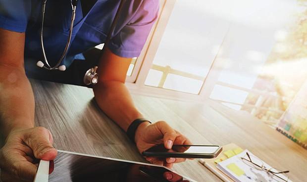 Trabajo para Médicos desde Casa